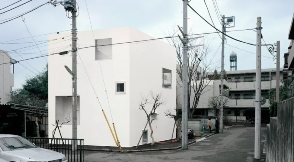 House in a Plum Grove / Kazuyo Sejima
