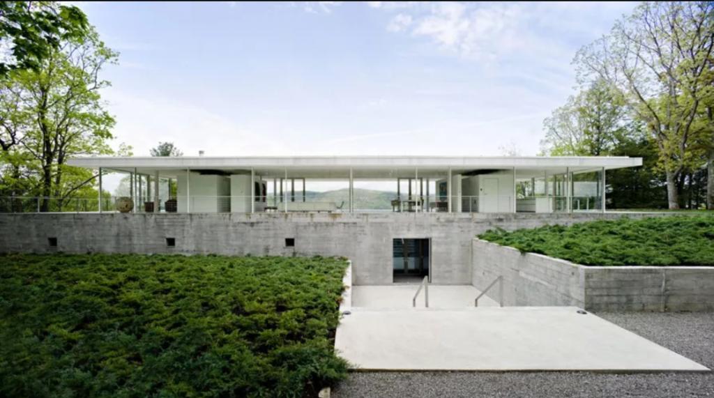 The Olnick Spanu House / Alberto Campo Baeza
