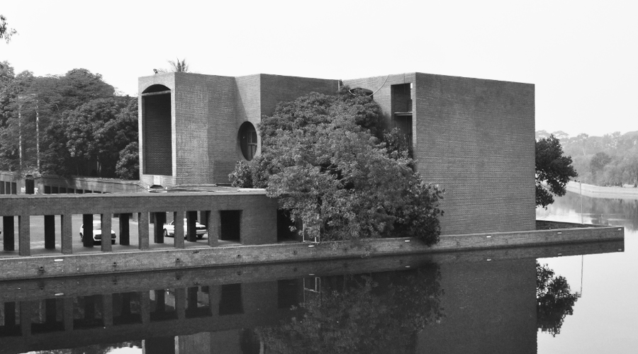达卡首都综合体规划