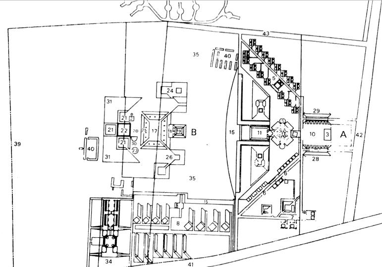规划总图 1963年12月