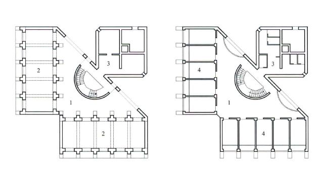 学生宿舍平面图