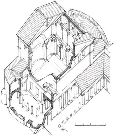 图密善宫殿 Palace of Domitian