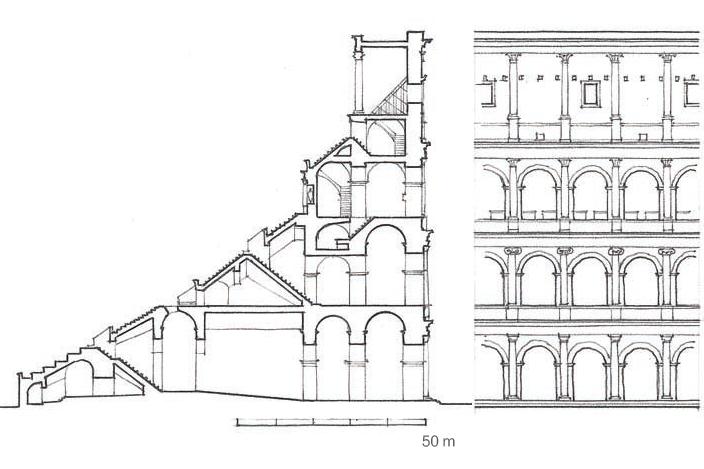古罗马斗兽场 The Colosseum