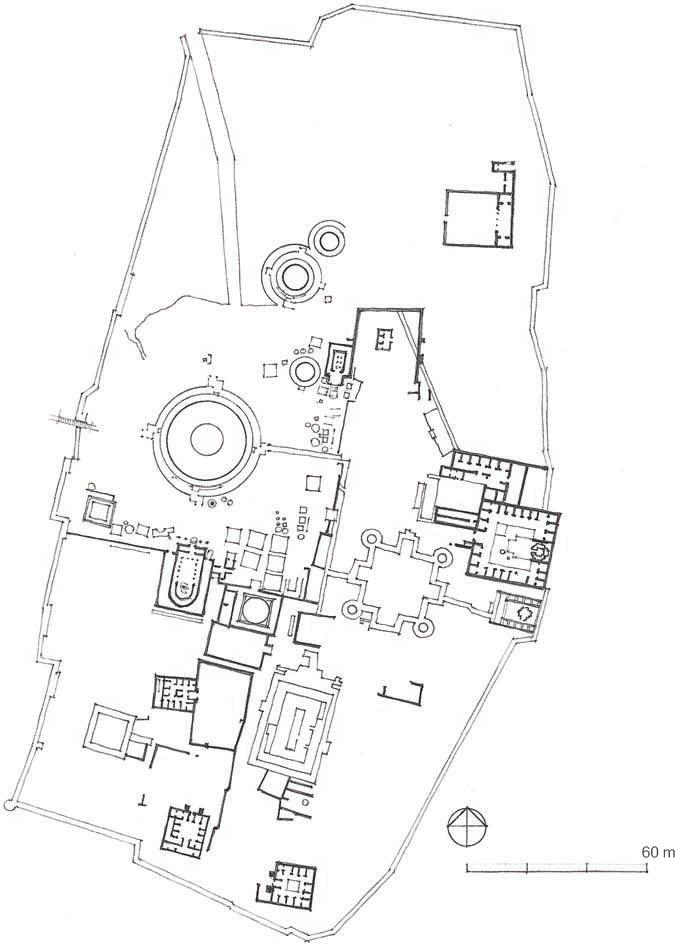 桑奇佛塔综合体 Sanchi Stupa complex