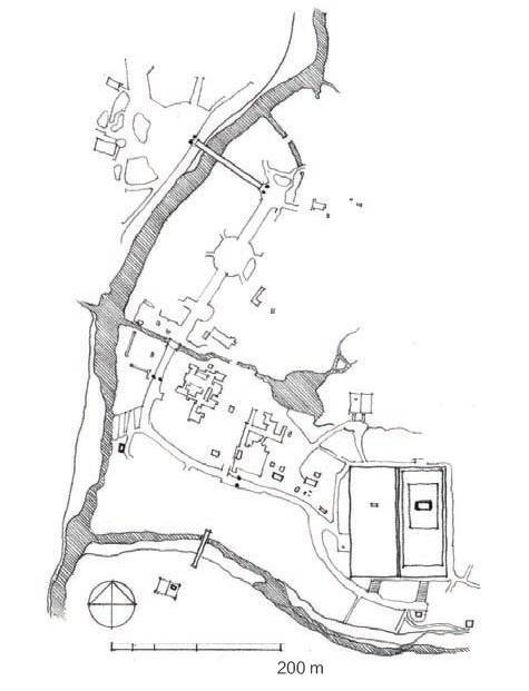 Area plan: Ise Inner Shrine