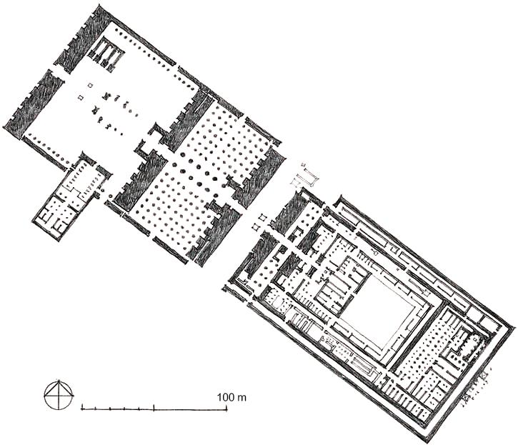阿蒙神庙 Temple of Amun