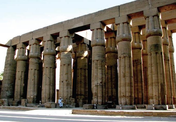 卢克索神庙 Temple of Luxor