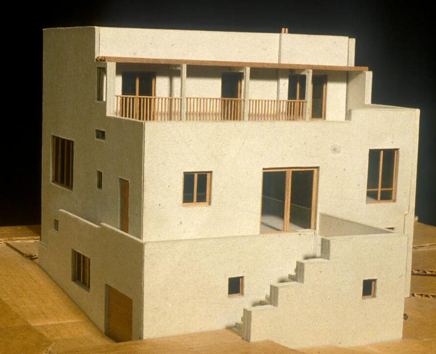 弗莱施纳住宅模型