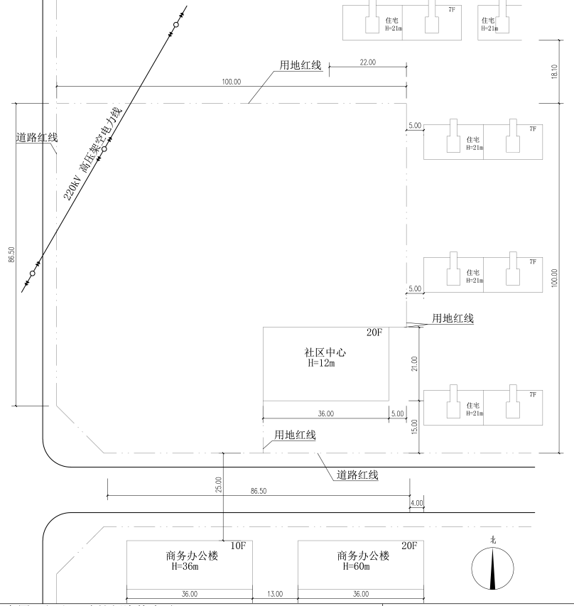 场地设计作图类型一场地分析2019年参考答案