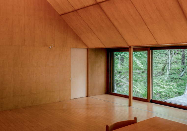 森林小屋 House in a Forest︱长谷川豪