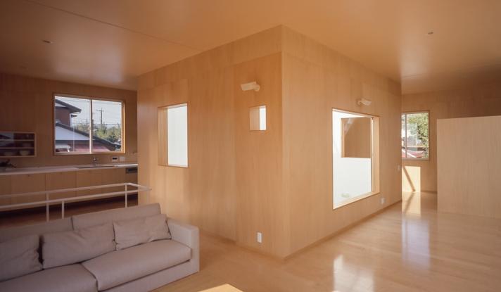 樱台宅 House in Sakuradai 长谷川豪 Go Hasegawa