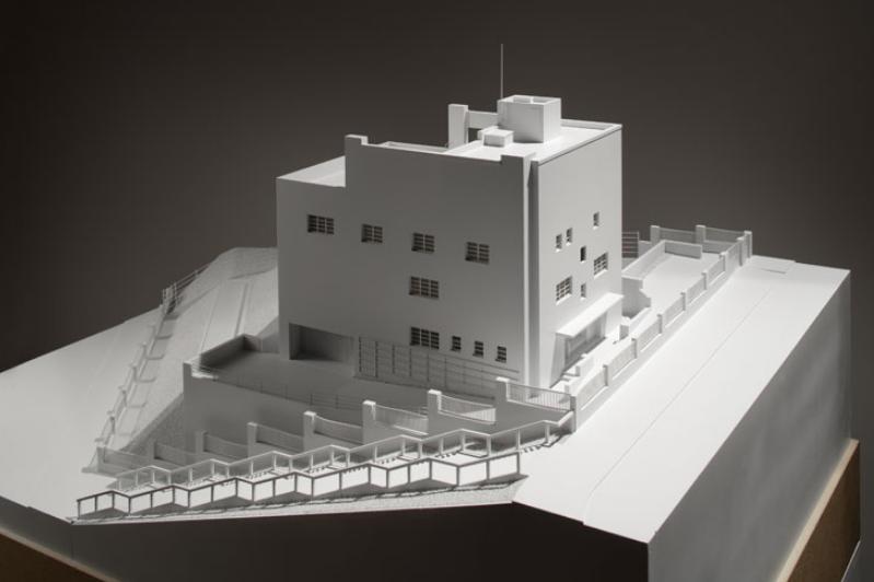 米勒住宅(The Villa Müller)场地模型