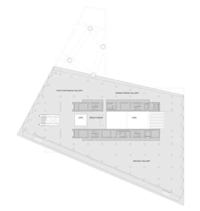 卫城博物馆 Acropolis Museum